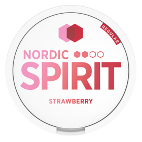 Nordic Spirit Strawberry Slim Normal