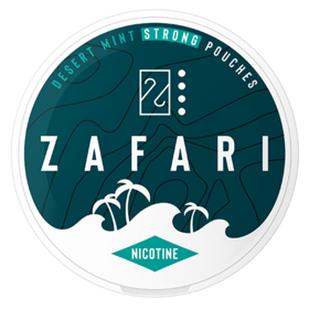 Zafari Desert Mint 10mg Slim Strong