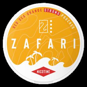 Zafari Red Sea Orange 10mg Slim Strong