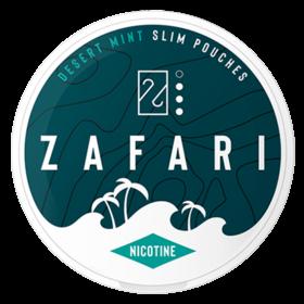 Zafari Desert Mint 4mg Slim Normal
