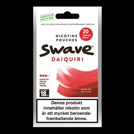 Swave Daiquiri Slim Zipbag Strong