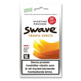 Swave Tropic Spritz Slim Zipbag Strong