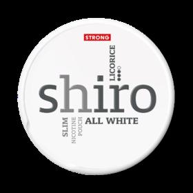 Shiro Licorice Slim Strong
