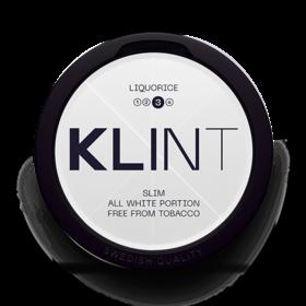 Klint Liquorice Slim Strong