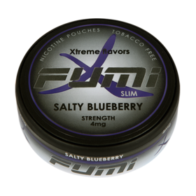 Fumi Salty Blueberry Slim Normal