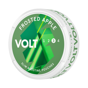 VOLT Frosted Apple Slim Strong