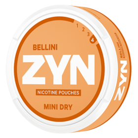 ZYN Dry Bellini Mini Extra Strong