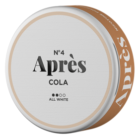 No.4 Après Cola Slim Normal