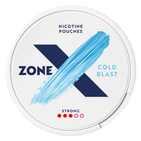 zoneX Cold Blast Slim Strong
