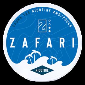 Zafari Sauna Tar 3.9mg Normal